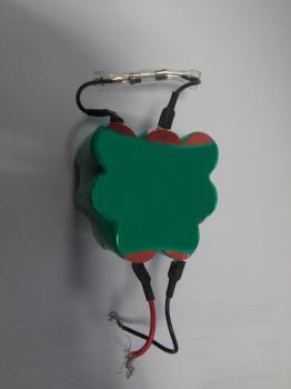 Repase baterie pro vysavač Bosch BHN 09070 MOVE NiMH 9,6V 3000mAh