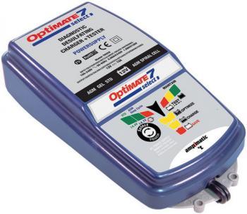Nabíječka OPTIMATE 7 Select 12V 10A TM250