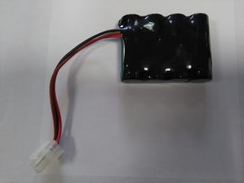 Repase baterie 4,8V 2700mAh NiMH z článků HR-AU