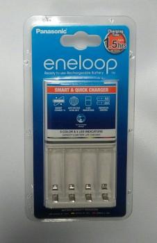 Nabíječka Panasonic Eneloop BQ-CC55E bez baterií