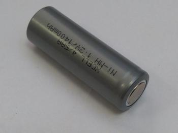 Nabíjecí baterie Xcell 1,2V 4/5AA 1400mAh NiMH