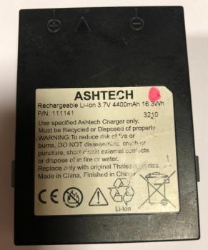 Repase baterie pro Ashtech MobileMapper CX GIS-GPS Receiv Li-ion 3,7V