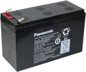 Baterie - Panasonic UP-VW1245P1 (12V-45W/čl. - Faston 250)