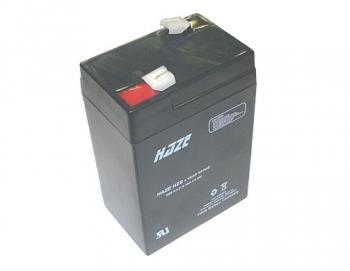 HAZE 6V 4,5Ah olověný akumulátor
