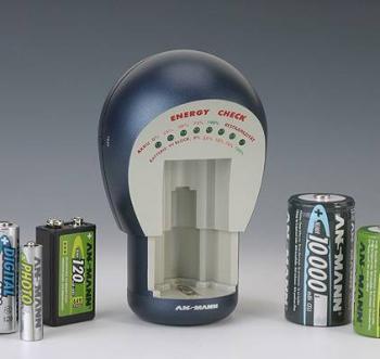 Ansmann Energy Check - tester baterií