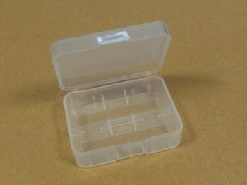 Krabička pro 2 kusy baterie velikosti 18500
