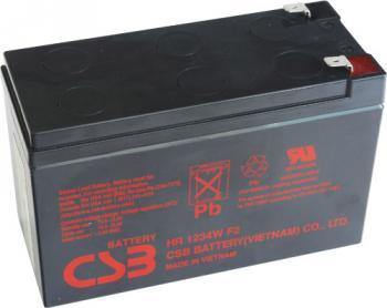 Baterie CSB HR1234W F2, 12V 9Ah