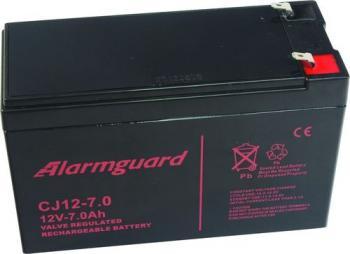 Baterie ALARMGUARD CJ12-7 12V 7Ah