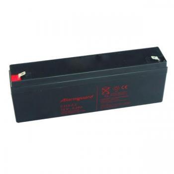 Baterie (akumulátor) ALARMGUARD CJ12-2.2 12V 2,2Ah