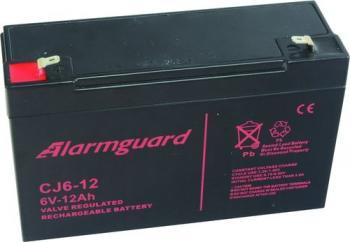 Baterie (akumulátor) Alarmguard CJ6-12 6V 12Ah