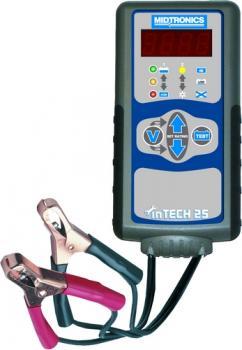 Tester akumulátorů Midtronics inTECH 25 C