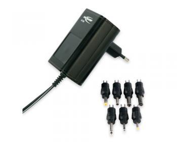 Ansmann APS 1000 síťový zdroj 3-12V max.1000mA 12W (100-240V)