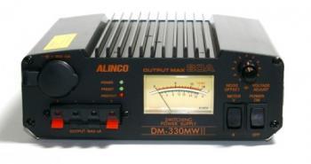 ALINCO DM-330-MW-II, napájecí zdroj 5-15V, 30A