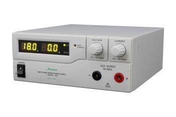 Laboratorní zdroj MANSON 1-18 VDC / 0-10 A, 180 W, HCS-3100-USB