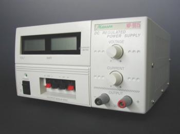 Laboratorní zdroj MANSON 0-30 VDC / 5 A, 150 W, NP-9615