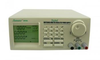 Laboratorní zdroj MANSON 1-40 VDC / 0-5 A, 200 W, SDP-2405