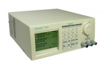 Laboratorní zdroj MANSON 1-60 VDC / 0-3,3 A, 198 W, SDP-2603