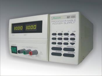 Laboratorní zdroj MANSON 0-30 VDC / 0-3 A, 90 W, NDP-4303
