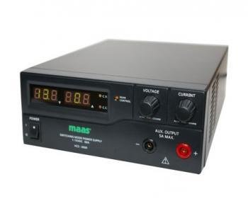 Laboratorní zdroj MAAS 1-15 V DC / 0-60 A, 900 W, HCS-3600