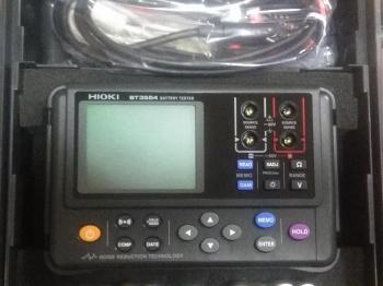 Tester akumulátorů Hioki 3554