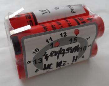 Baterie pro Makita 6722DW a 6723DW 4,8V NiCd