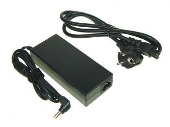 Nabíjecí adaptér pro notebook 100-240V/19V 4,74A 90W zahnutý konektor 5,5mm x 2,5mm