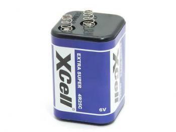Baterie Xcell 4R25 6V ZnCl 6V 9500mAh