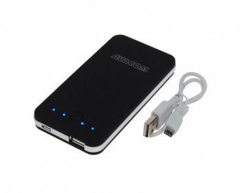 Powerbank - Externí baterie L910 Li-Pol 5V 15Wh micro USB černá