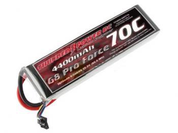 Thunder Power LiPol akupack G8 Pro Perf. 70C 1300mAh 11,1V
