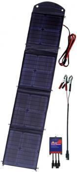TPS-956 skládací přenosný solární dobíječ 50Wp