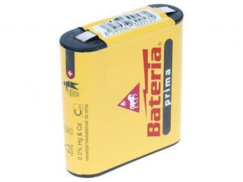 Nenabíjecí baterie 3R12 Bateria Zn-Cl 1ks Bulk - Plochá baterie 4,5V