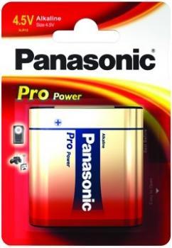 Baterie PANASONIC Pro Power 3LR12 4,5V alkalická plochá