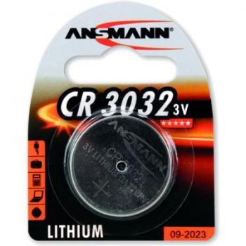 Ansmann CR 3032 Lithiová knoflíková baterie 3V BL1