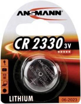 Ansmann CR 2330 Lithiová knoflíková baterie 3V BL1