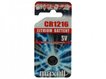 Baterie Maxell CR1216 CR 1216