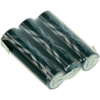 Akupack NiMH 3x1 AA 3,6V 2500mAh Eneloop Pro