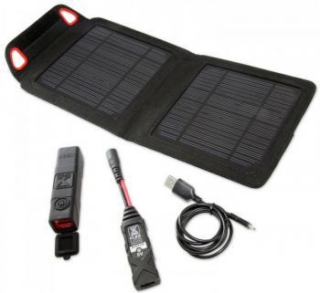 Solární nabíječka NOCO XGrid 4W s externí USB baterií XGB3