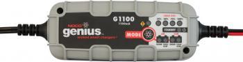 Nabíječka NOCO G1100 (6V/12V/1,1A) pro všechny akumulátory (2 - 40Ah)