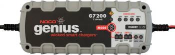 Nabíječka NOCO G7200 (12/24V 7,2A) pro všechny typy akumulátorů (14 - 230Ah)
