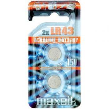 Maxell 2x LR43 - 186