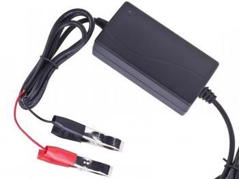 Nabíječka WILSTAR 12-24V/2A pro Ni-MH/Ni-Cd akumulátory