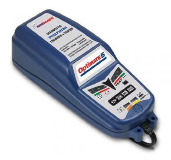 Nabíječka OPTIMATE 5 Voltmatic (6V/4A-12V/2,8A) TM222