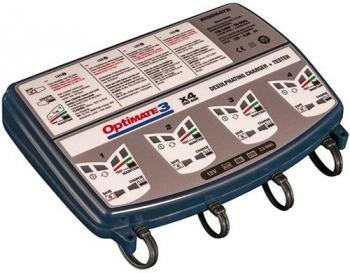 Nabíječka OPTIMATE 3 x 4 Quad Bank (12V/0,8A) TM454