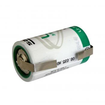 SAFT LS33600-CNR lithiový článek 3.6V 17Ah (vel. D) s vývody