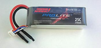 Thunder Power  Pro Lite + Power 25C 2100mAh 11,1V