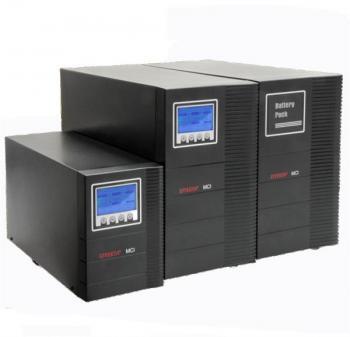UPS Effekta MCI3000XL 3000VA 2700W 1:1 s přídavným nabíječem