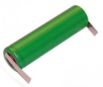 Baterie Li-Ion 18650 Sony VTC4 2100mAh 3,7V 30A US18650VTC4 s vývody do U