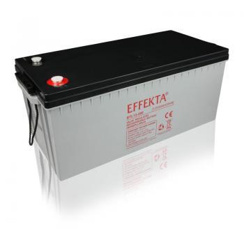 Baterie Effekta BTL12-200 12V 200Ah - 10 let
