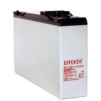 Baterie Effekta BTL12-110F 12V 110Ah - 10 let