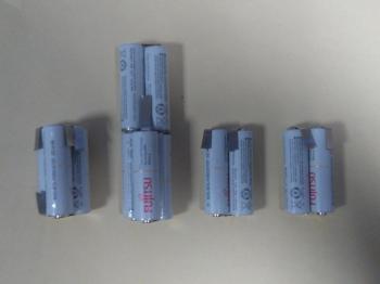 Baterie pro vysavače Electrolux ZB3004, ZB3005, ZB3006 NV144NIBRC 14,4V 2000mAh NiMH